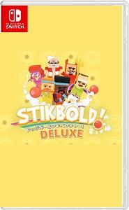 Stikbold! ドッジボールアドベンチャー!DELUXE【レビュー・評価】最大6人で遊べるドッジボール風のパーティゲーム!