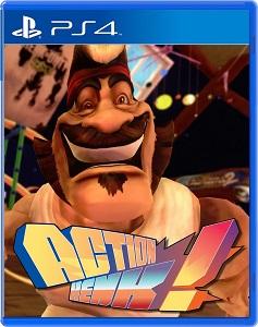 Action Henk(アクションヘンク)【レビュー・評価】すべり台をフィーチャーしたタイムアタック重視の2Dアクションゲーム!