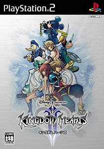 【レビュー】キングダム ハーツ2(KHII) [評価・感想] PS2後期を代表する大ボリュームな超大作アクションRPG!