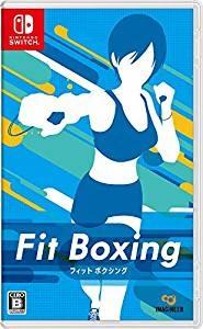 【レビュー】Fit Boxing(フィットボクシング) [評価・感想] スキマ需要にピッタリハマったSwitchならではのフィットネスゲーム!