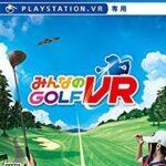 【レビュー】みんなのGOLF VR [評価・感想] VR世界で気軽にゴルフを体感出来る良質なベータ版!
