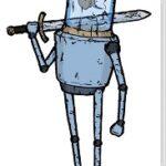 【レビュー】ブリキの騎士 [評価・感想] サビを抜いた大好物なネタ寿司!