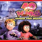 【レビュー】40 Winks(N64) [評価・感想] 約20年ぶりに発売された正真正銘のN64向け新作ソフト!
