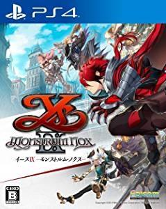 【レビュー】イースIX -Monstrum NOX- [評価・感想] セミオープンワールドゲームに変貌した新しい形のイース!