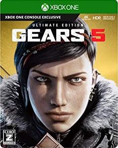 【レビュー】Gears 5(ギアーズ 5) [評価・感想] XboxOne史上最高の体験を味わえる傑作!