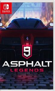 【レビュー】Switchの「アスファルト9:Legends」が基本プレイ無料で楽しめるのに完成度が高すぎる件について