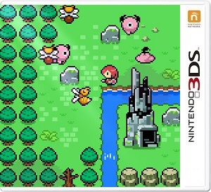 【レビュー】フェアルーン [評価・感想] 十字キーと1個のボタンだけで遊べるレトロ風アクションRPG!