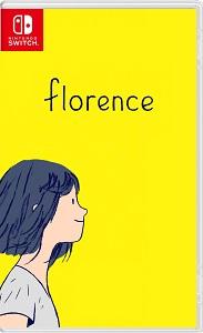 【レビュー】Florence (Switch) [評価・感想] 実生活の一部を見事にゲーム化した触れるウェブコミック!