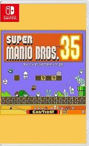 【レビュー】スーパーマリオブラザーズ 35 [評価・感想] テトリス99をヒントに生まれたマリオのバトロワゲー!