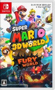 【レビュー】スーパーマリオ3Dワールド+フューリーワールド [評価・感想] 本格的なオープンワールドマリオが付いたお得セット!