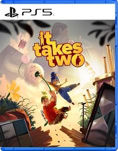 【レビュー】it takes two [評価・感想] 作り込みが異次元レベルの2人プレイ専用アクション!